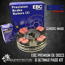 NEW EBC 280mm REAR BRAKE DISCS AND PADS KIT BRAKING KIT OE QUALITY - PDKR311