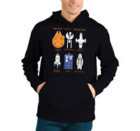 SpaceShip Timeline T-Shirt - Inspired by Doctor Who Star Wars Star Trek Funny