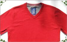 Pull Rouge Homme Taille S Tom Tailor Mens Sweat Red