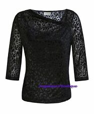 Animal Print Other Tops Size Petite for Women