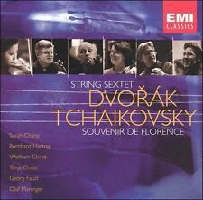 Dvorak: String Sextet / Tchaikovsky: Souvenir de Florence