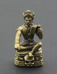 Tao Phaya Yom Dieu de la mort  Amulette thaï -Puissant Talisman fetiche A50 1663