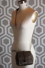 NWT Jerome Dreyfuss Charly Chain Handbag Khaki Olive Crossbody