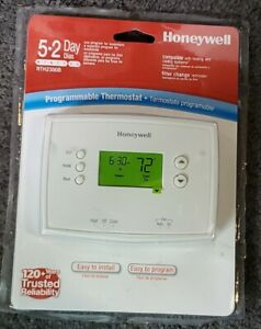 Honeywell 5-2 Day Programmable Thermostat (RTH2300B1038)