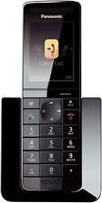 Telefono fisso cordless con design elegante e moderno, Schermo LCD Panasonic