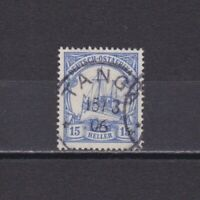 GERMAN EAST AFRICA 1905, Mi# 25, postmark TANGA type 1, good-readable