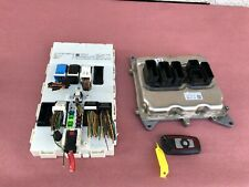 N20 N26 ENG ECU SET DME FEM Ignition Key BMW 228I 328I 428I X1 Z4 528I 93K