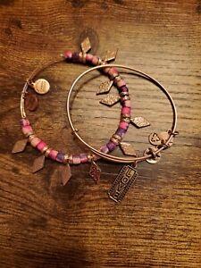 Alex and Ani bracelet lot