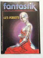 ALBUM FANTASTIK N°5 .......... EDITION ORIGINALE  1981