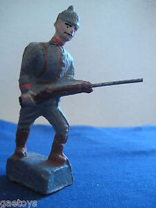 Soldier Old IN Composition (Lineol Durso Élastolin) Years 30