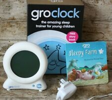 The Gro Company Groclock Sleep Trainer Gro Clock Childrens Grow Clock