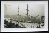Hein Godenwind, huge sailing ship, Vintage Photograph, 1930'