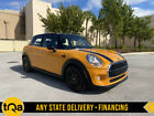 2017 MINI Hardtop 4 Door Cooper 2017 MINI Hardtop 4 Door Cooper Yellow with 46,050 Miles