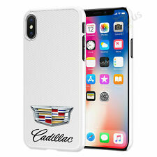 Cadillac Car Phone Case Cover For iPhone Samsung Huawei RS041-8