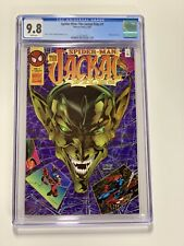 Spider-man The Jackal Files 1 Nn Cgc 9.8 White Pages Marvel