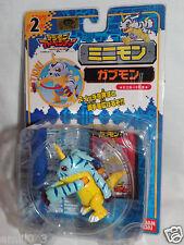 New In Box Bandai Digimon Adventure Gabumon # 2 Figure