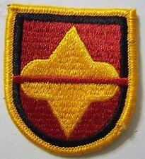 ARMY BERET FLASH - 321st FIELD ARTILLERY REGIMENT:K7