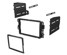 2006-2010 CHEVY GMC BUICK CAR STEREO DASH KIT DOUBLE DIN RADIO CD INSTALLATION