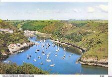 Wales Postcard - Solva Harbour - Pembrokeshire   AB2486