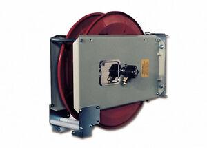 Schlauchaufroller Hochdrucktrommel -Top - Automatisch aufrollend bis 15 Mtr