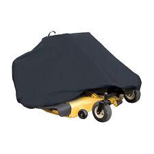 """Classic Accessories Zero-Turn Mower Cover, Fits Zero Turn Mowers Up To 50""""W"""