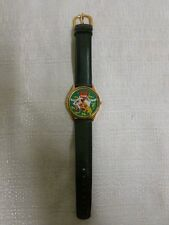 Walt Disney World Mickey Mouse 1993 Season's Greetings Christmas Musical Watch