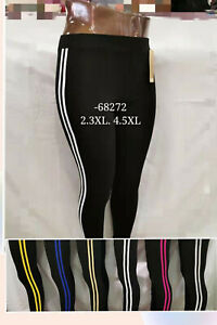 Ladies Winter Thermal Leggings Fleece Lined Warm Thick High Waist Size UK 14- 20