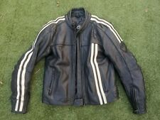 BKS Leather motorcycle Jacket size 38 UK price drop