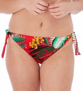 Fantasie Vilamoura FS6566 Tie Side Bikini Brief Lollipop (LOP) M CS
