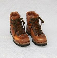 Vintage COLORADO Mens Leather Hiking, Trail, Mountaineering Boots US 5.5 D ITALY