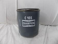 Ölfilter Champion C103