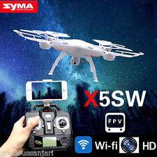 Syma X5SW Wifi FPV Real-time 2.4GHz RC Quadcopter Drone UAV RTF UFO with HD Came