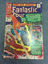 FANTASTIC FOUR King-Size Special #4 Good- from 1966