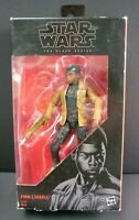 "Finn Star Wars Black Series #01 Force Awakens Jakku 6"" Action Figure"