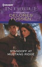 NEW - Standoff at Mustang Ridge by Fossen, Delores