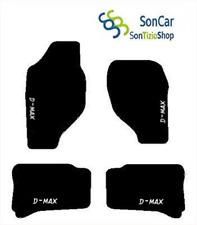 ISUZU D-MAX tapis tapis de voiture + 4block + 4 pièces