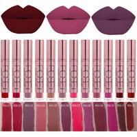12 Couleur Liquide Gloss Waterproof Matte Rouge À Lèvres Crayon Mat Velvet Lips