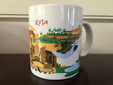 Starbucks Kuta Indonesia Series Coffee Mug 16 fl oz - Brand New