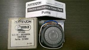 Potterton 31/19053 Timer E/M Brand New In Box