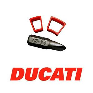Ducati Panigale 899 959 1199 1299 Throttle Spacers | Improve Throttle Response