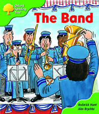 Oxford Reading Tree: Stage 2: More Patterned Stories: The Band: Pack A-ExLibrary