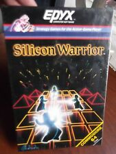 Silicon Warrior for C64 / Commodore 64 by Epyx Sealed New Old Stock