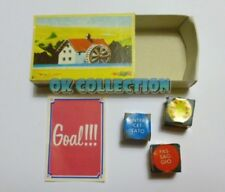 MULINO BIANCO scatolina anni '80_ GOAL !!! (sorpresina 70)