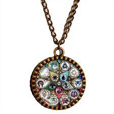 Magic the Gathering Necklace Art  Pendant Fashion Mana Jewelry Gift Cosplay MTG