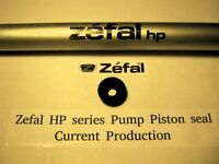 Genuine Zefal HP & HPX Frame Pump NEW internal easy to change 18mm Piston Seal