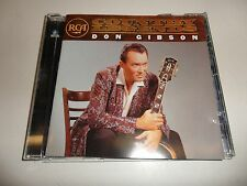 CD RCA Country Legends: Don Gibson di Don Gibson