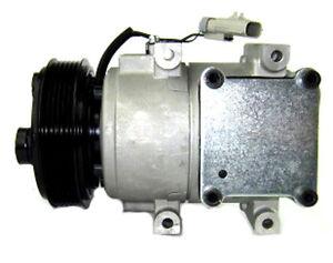For Chrysler Sebring 04-06 AC A/C Compressor w/ Clutch Halla Remanufactured