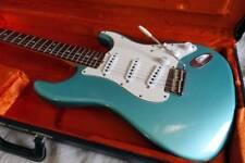 Fender Custom Shop 1966 Stratocaster / Ocean Turquoise Relic EMS F/S*