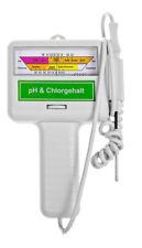 Pool elektronischer Wassertestgerat fur PH und Chlor