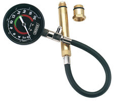 Draper Petrol Engine Compression Tester 0-300Psi/0-21Bar DCT1 37442